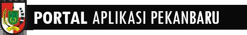 Portal Aplikasi Pemerintah Kota Pekanbaru